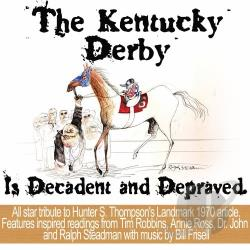 Frisell, Bill - Kentucky Derby Is Decadent and Depraved CD Cover Art