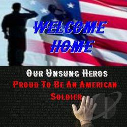 Welcome Home - Welcome Home CD Cover Art