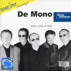 De Mono - Zlota Kolekcja CD Cover Art