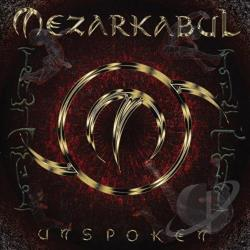 Mezarkabul - Unspoken CD Cover Art