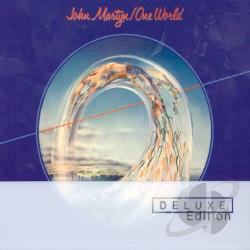 Martyn, John - One World CD Cover Art