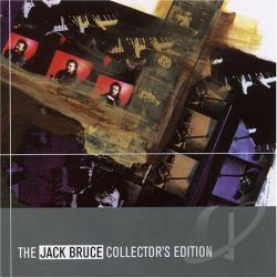 Bruce, Jack - Jack Bruce Collector's Edition CD Cover Art