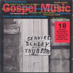 Gospel Music CD Cover Art