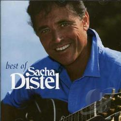 Distel, Sacha - Best of Sacha Distel CD Cover Art