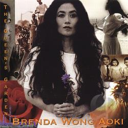 Aoki, Brenda Wong - Queen's Garden CD Cover Art