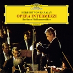 Bpo / Karajan - Opera Intermezzi CD Cover Art