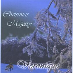 Veronique - Christmas Majesty CD Cover Art