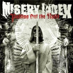 Misery Index - Pulling Out the Nails CD Cover Art