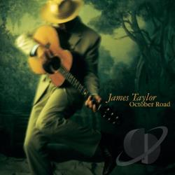 Taylor, James - October Road CD Cover Art