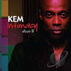 Kem - Intimacy CD Cover Art