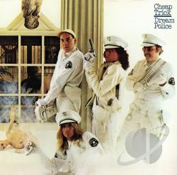 Cheap Trick - Dream Police CD Cover Art