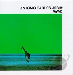 Jobim, Antonio Carlos - Wave CD Cover Art