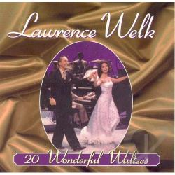 Welk, Lawrence - Wonderful Waltzes CD Cover Art