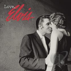 Presley, Elvis - Love, Elvis CD Cover Art