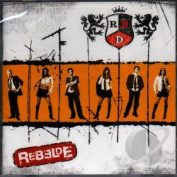 RBD - Rebelde CD Cover Art