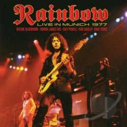 Rainbow - Live in Munich 1977 CD Cover Art