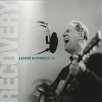 Wainwright III, Loudon - Recovery CD Cover Art