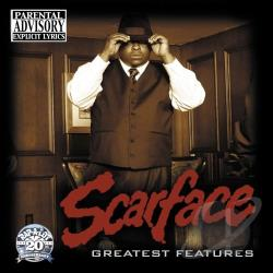 Scarface - Greatest Features DVD Cover Art