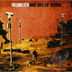 Conflitto - Dusk Over The Nation CD Cover Art
