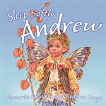 Ingrid DuMosch - Sleep Softly Andrew - Lullabies And Sleepy Songs DB Cover Art