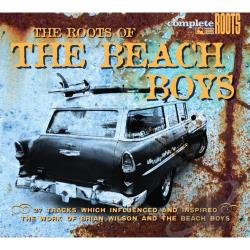 Roots of the Beach Boys CD Cover Art