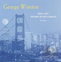 Winston, George - Linus & Lucy: The Music of Vince Guaraldi CD Cover Art