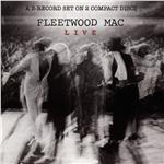 Fleetwood Mac - Fleetwood Mac Live CD Cover Art