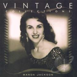 Jackson, Wanda - Vintage Collections Series CD Cover Art
