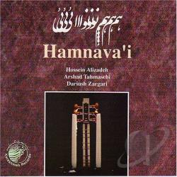 Alizadeh, Hossein - Hamnava'i CD Cover Art