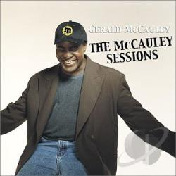 McCauley, Gerald - McCauley Sessions CD Cover Art