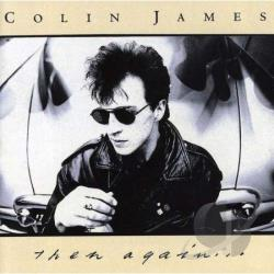 James, Colin - Then Again CD Cover Art