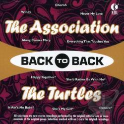 Association - Back To Back CD Cover Art