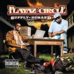 Playaz Circle - Supply & Demand CD Cover Art