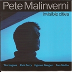 Malinverni, Pete - Invisible Cities CD Cover Art