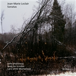 Holloway / Leclair / Linden / Mortensen - Jean-Marie Leclair: Sonatas CD Cover Art