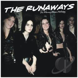 Runaways - Mercury Albums Anthology CD Cover Art