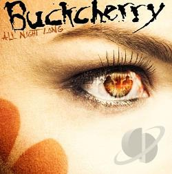 Buckcherry - All Night Long CD Cover Art