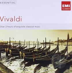 Essential Vivaldi - Essential Vivaldi CD Cover Art
