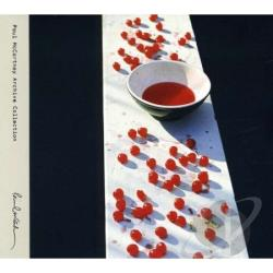 McCartney, Paul - McCartney (RM) CD Cover Art
