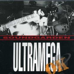 Soundgarden - Ultramega OK CD Cover Art