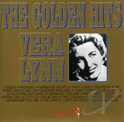 Lynn, Vera - Golden Hits CD Cover Art