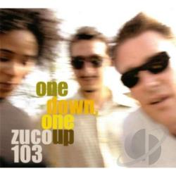 Zuco 103 - One Down One Up CD Cover Art