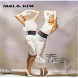 Kim / Mel - Flm CD Cover Art