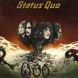 Status Quo - Quo CD Cover Art
