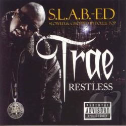 Trae - Restless CD Cover Art