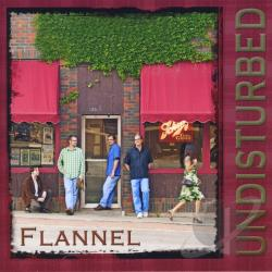Flannel - Undisturbed CD Cover Art