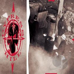 Cypress Hill - Cypress Hill CD Cover Art