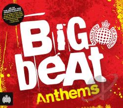 Ministry of Sound: Big Beat Anthems CD Cover Art