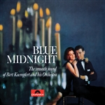 Kaempfert, Bert & His Orchestra - Blue Midnight (Remastered) DB Cover Art