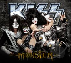 Kiss - Monster CD Cover Art